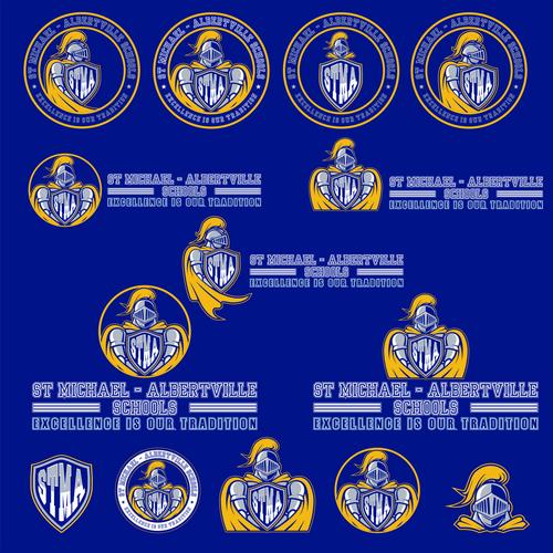 Runner-up design by DarkKnight99
