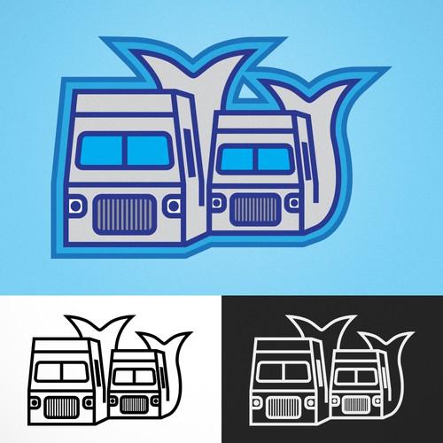 Runner-up design by Alyx Takla