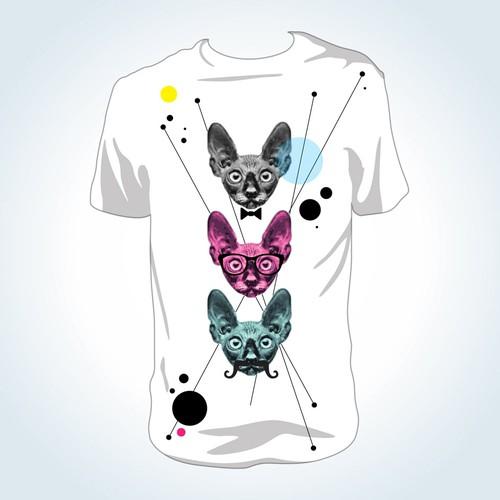 Diseño finalista de Martina Komiti