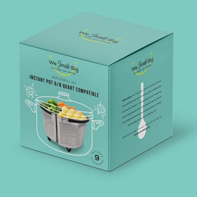 Winning design by Pepper Pack Design