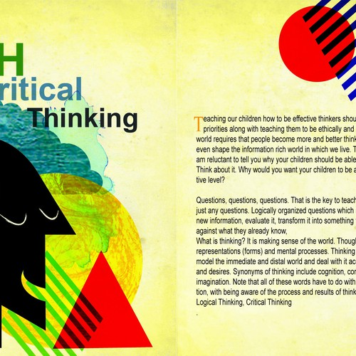 how to think critically pdf
