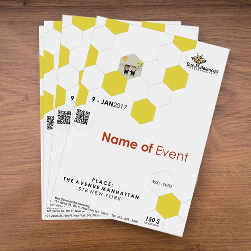 Design finalista por KrapivinaDesign