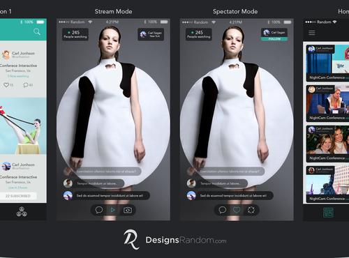 app design in  - 4