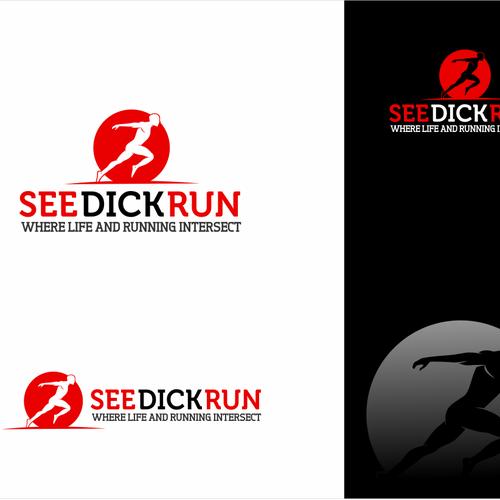 57f0f01713ef7 See Dick Run Logo for Running Store
