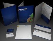 Stationery design by direknordz