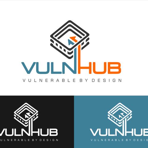 Help VulnHub with a New Logo Design by reddman