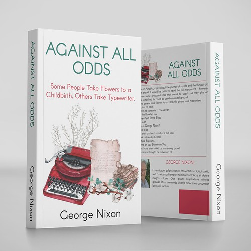 Eye Catching Book Cover That Will Leap Out At You Book Cover Contest 99designs
