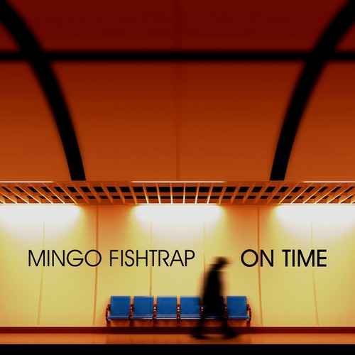 Create album art for Mingo Fishtrap's new release. Design by TommyW