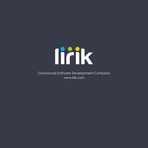 Lirik Inc Logo Design Logo Design Wettbewerb