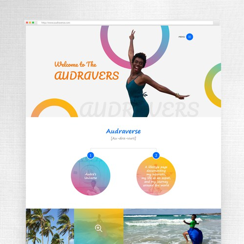 Runner-up design by Kreative Fingers