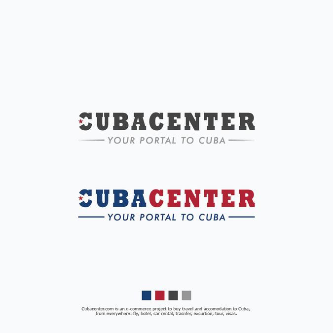 Logo restyling for Cubacenter com | Logo design contest