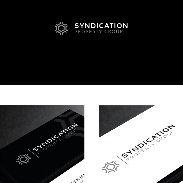 Corporate brand with the title 'Syndication Property Group'