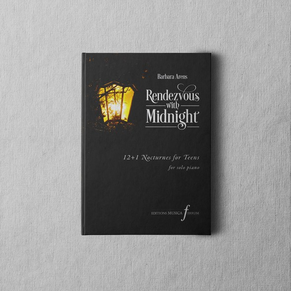 Midnight design with the title 'Rendezvous with Midnight'