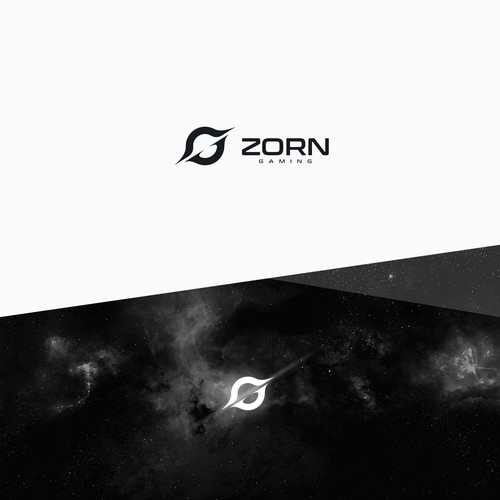 Mouse logo with the title 'ZORN Gaming'