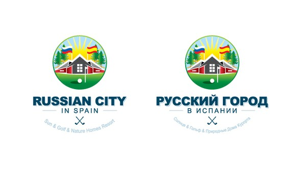 Alliance logo with the title 'Russian City'