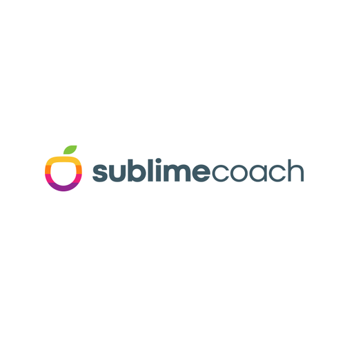 Nutrition logo with the title 'SublimeCoach'