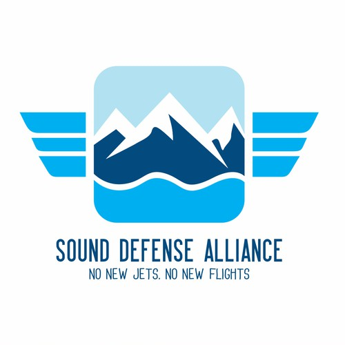 Mission logo with the title 'Sound Defense Allinace'