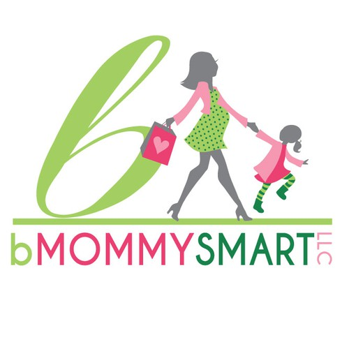 Mother design with the title 'bMommySmart LLC needs a new logo'