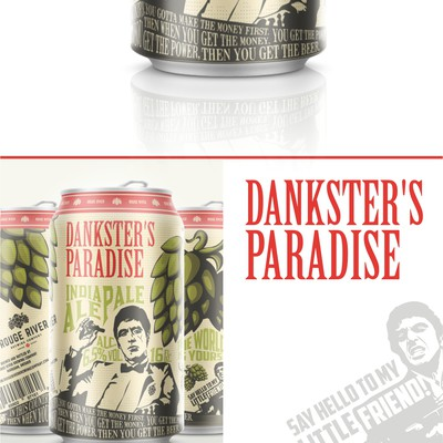 "Danskter's Paradise IPA (""Scarface"" style)"