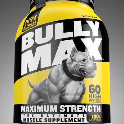 Bully Max Supplements for Dog
