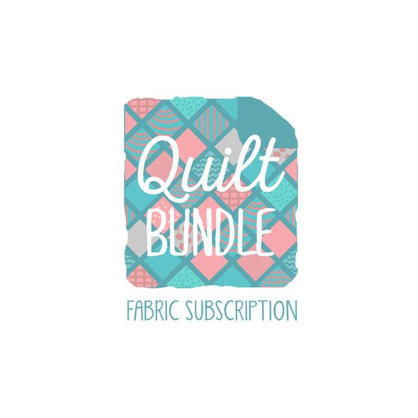Quilting logo with the title 'Logo for Quilt Bundle'