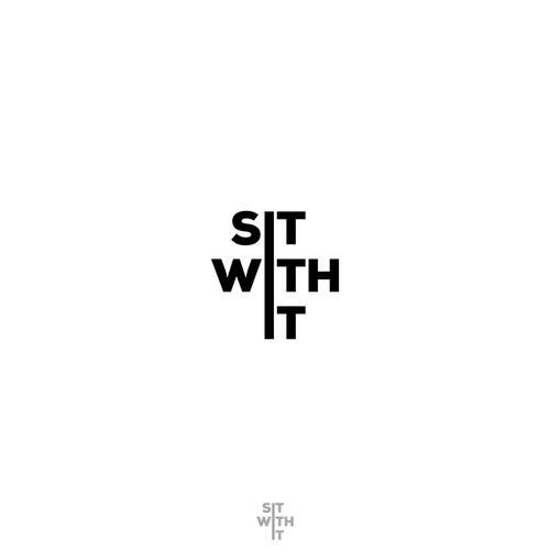 Zen logo with the title 'Sit With It'