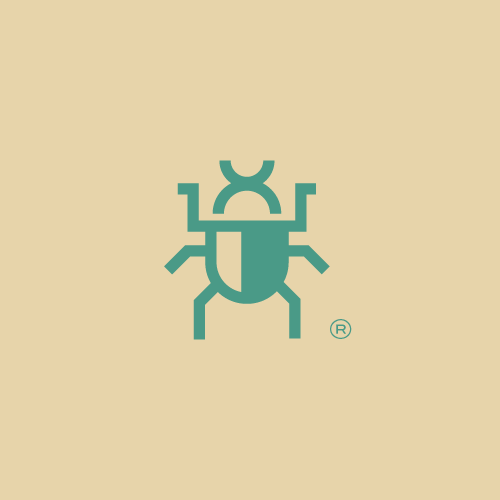 Beetle design with the title 'EcoTone'