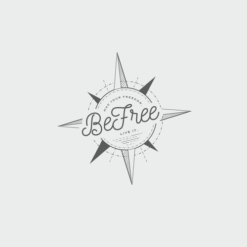Charcoal logo with the title 'Logo Design.'