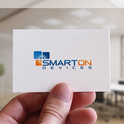 System design with the title 'Strong brand image for smart device for home automation, smart retail & smart city'