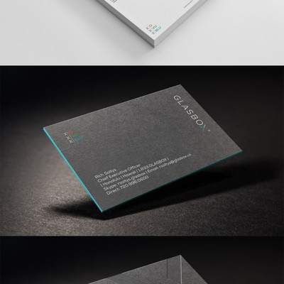 Stationery For Glasbox
