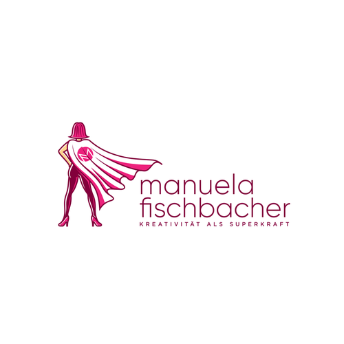 Cape logo with the title 'Manuela Fischbacher'