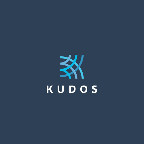 K logo with the title 'Kudos'