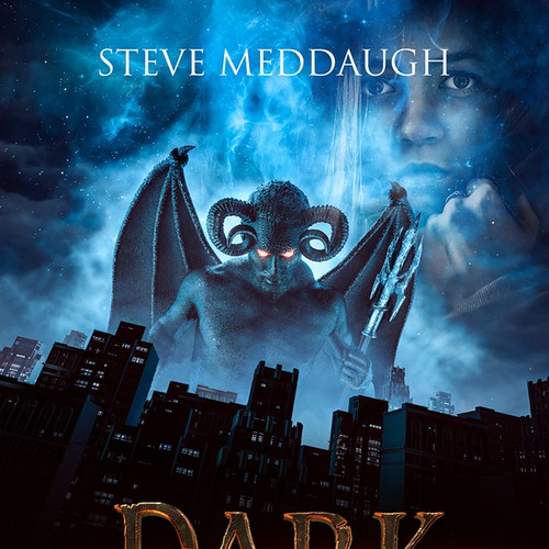 Angel book cover with the title 'Dark Angel'