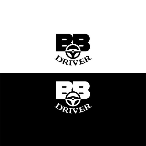 Driver logo with the title 'Logo for auto interior accesories.'
