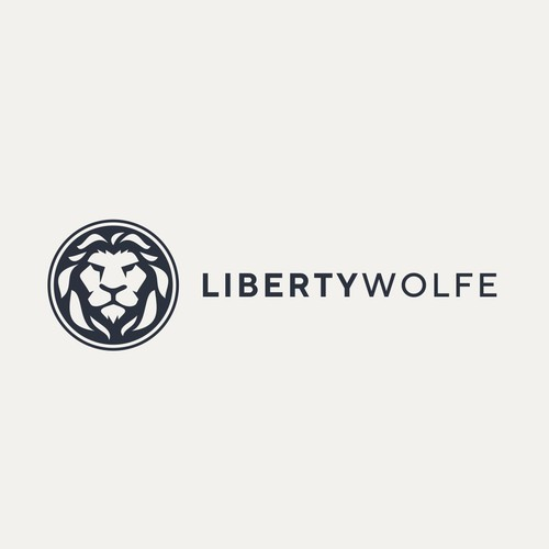 Insurance design with the title 'Liberty Wolfe'