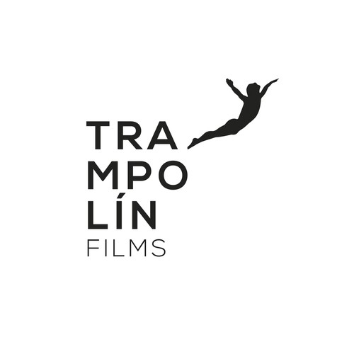 Dynamic brand with the title 'Trampolín Film'