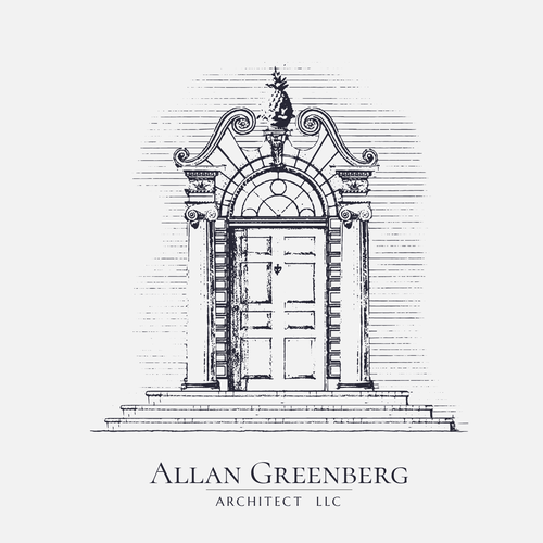 Architect brand with the title 'Logo for a high/end Architectural Firm'