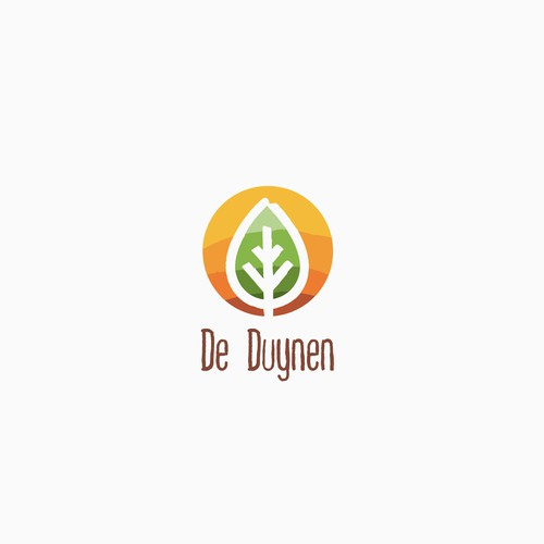 Desert logo with the title 'Straight Forward Logo for Greenhouse Farm'
