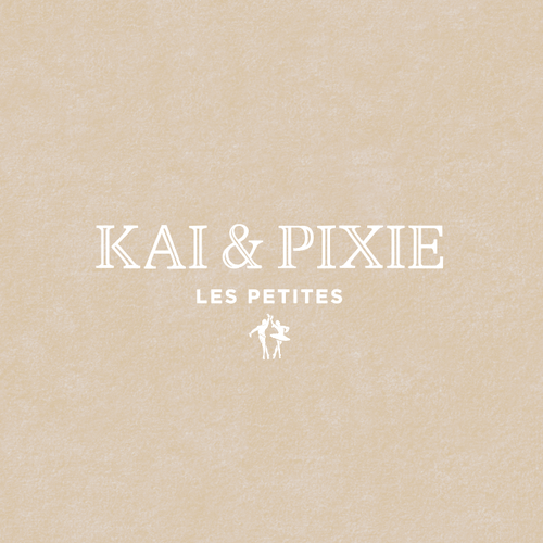 French brand with the title 'KAI & PIXIE - LES PETITES'