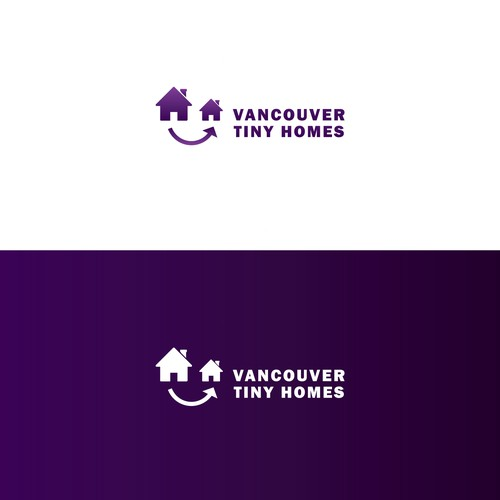 "Vancouver logo with the title 'Logo for ""Vancouver Tiny Homes""'"