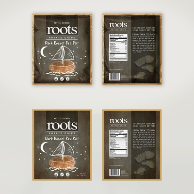 ROOTS POTATO CHIPS