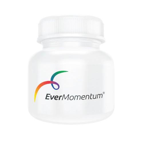 Vitamin logo with the title 'New vitamin brand logo'