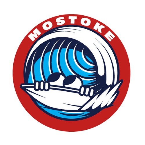 Summer logo with the title 'mostoke'