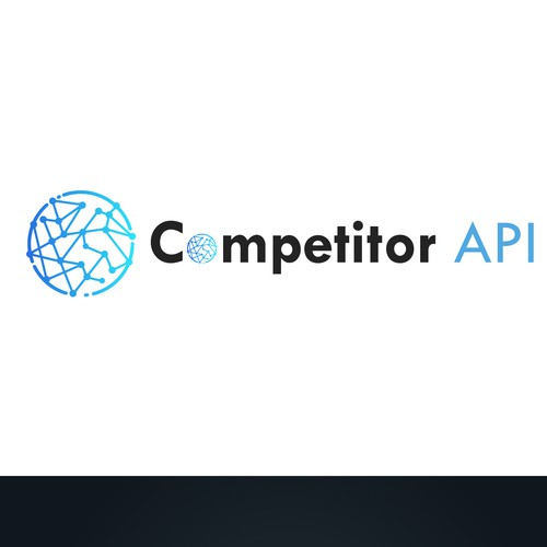 Research logo with the title 'Competitor API'