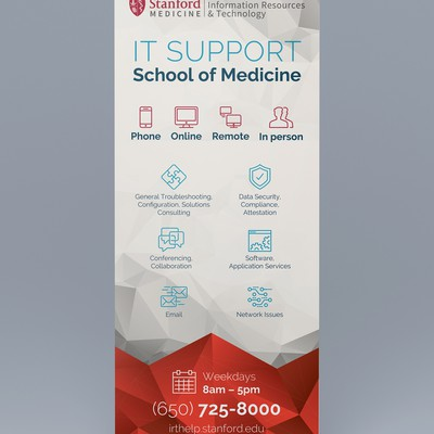 IT Support for school of medicine