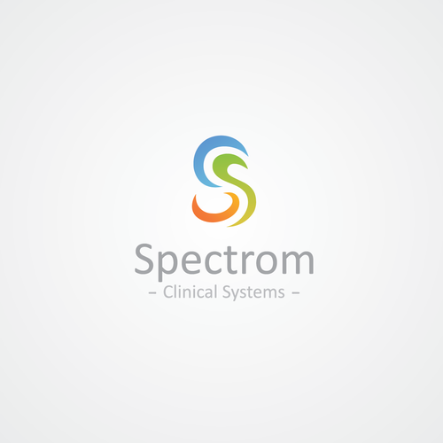 Spectrum logo with the title 'Letter S'