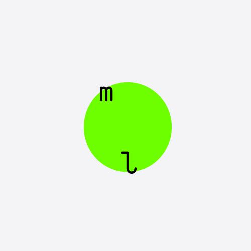 Transformation design with the title 'midori lab'