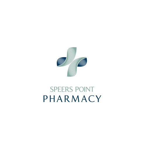 Holistic design with the title 'Speers Point Pharmacy'