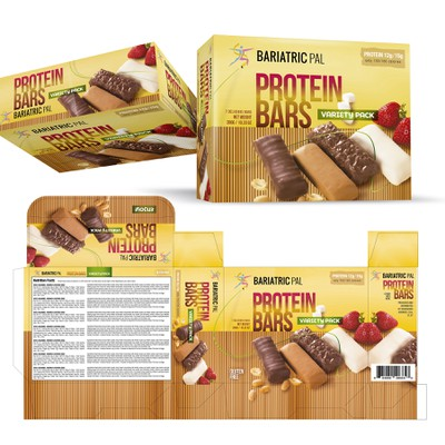 PROTEIN BARS PACK