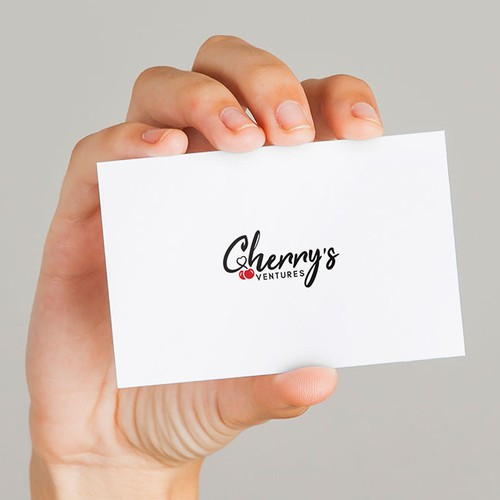 Cherry logo with the title 'Cherry's Ventures'